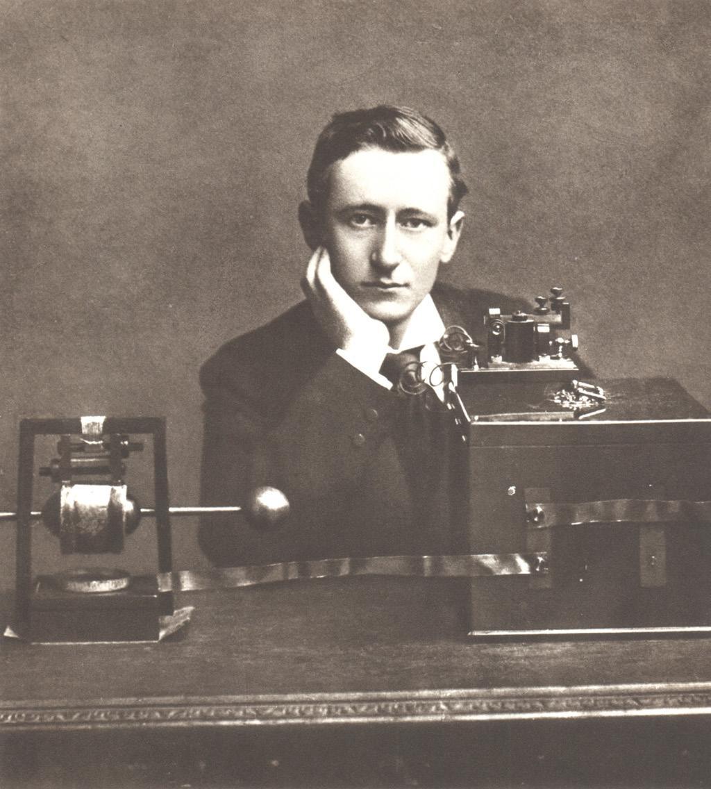 Giuglielmo Marconi